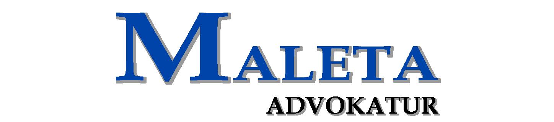 Maleta Advokatur Logo
